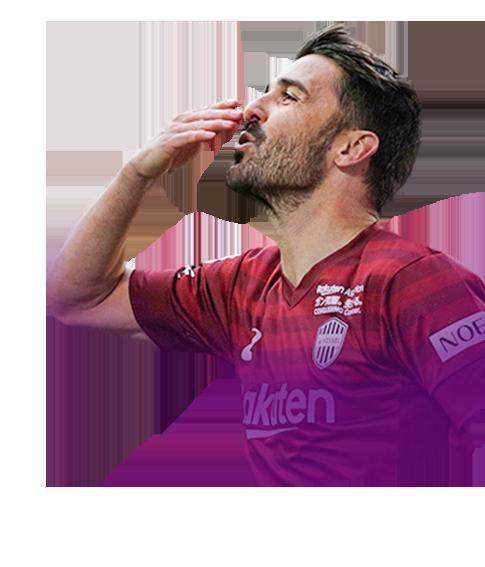 David Villa Sánchez fifa 20