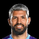 Agüero fifa 2019 profile