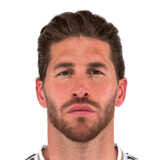 Sergio Ramos fifa 2019 profile
