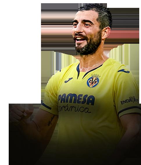Raúl Albiol Tortajada fifa 20