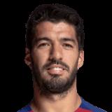 Suárez fifa 2019 profile