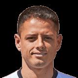 Javier Hernández fifa 20