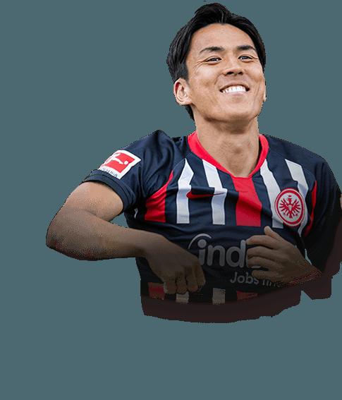 Makoto Hasebe fifa 20