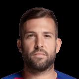 Jordi Alba Ramos fifa 19
