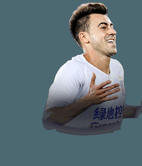 Stephan El Shaarawy fifa 20
