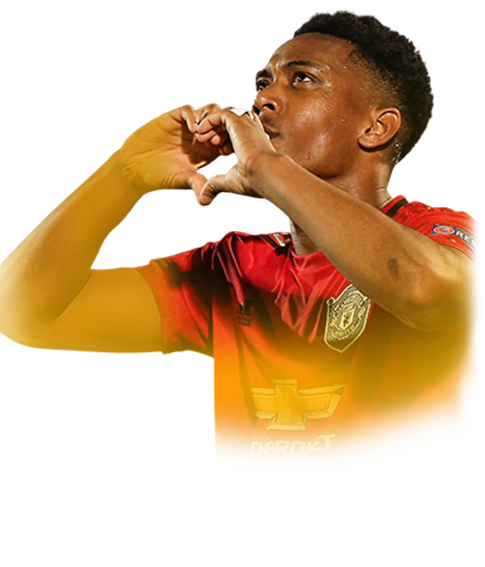 Anthony Martial fifa 20