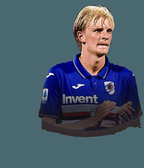 Morten Thorsby fifa 20