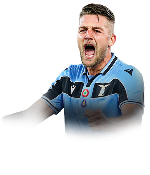 Sergej Milinković-Savić fifa 19
