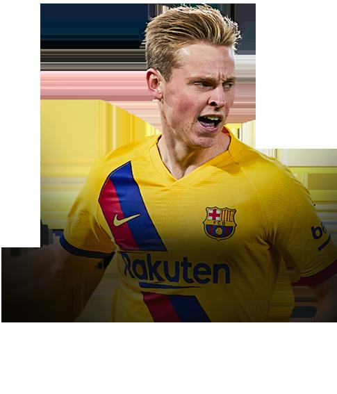 Frenkie de Jong fifa 19