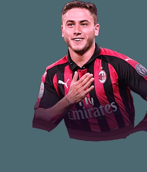 Davide Calabria fifa 19