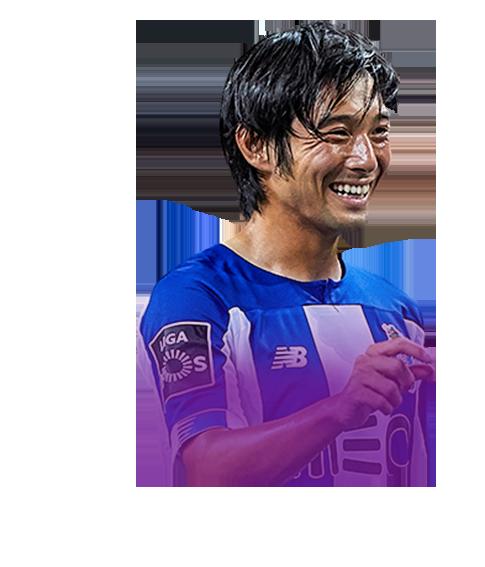 Shoya Nakajima fifa 19
