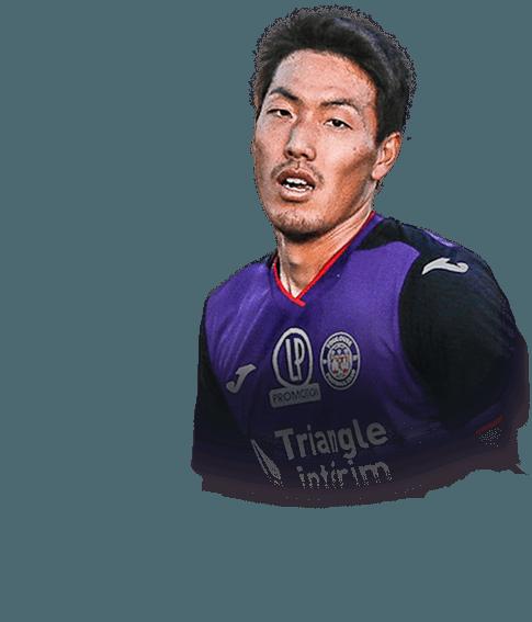 Gen Shoji fifa 20