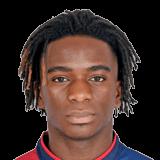 Stephane Omeonga fifa 19