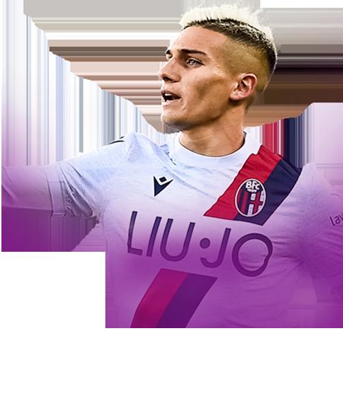 Nicolás Domínguez fifa 20