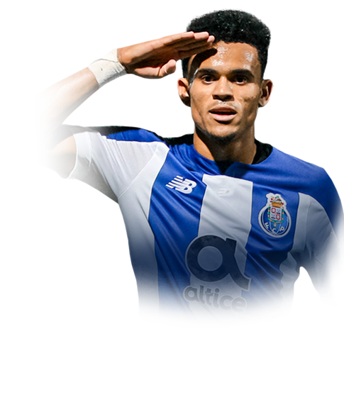 Luis Díaz fifa 20