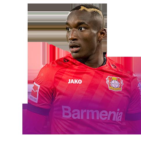 Moussa Diaby fifa 20