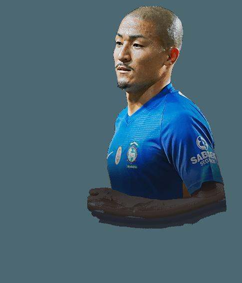 Daizen Maeda fifa 20