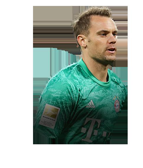 Manuel Neuer fifa 19