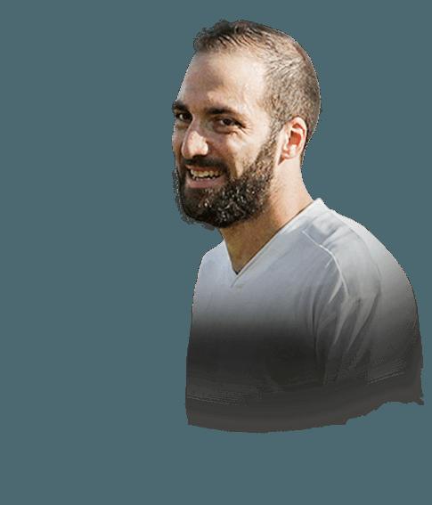Gonzalo Higuaín fifa 20