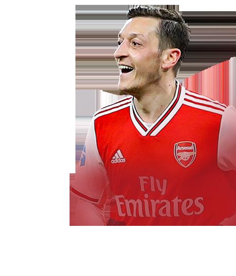 Mesut Özil fifa 20