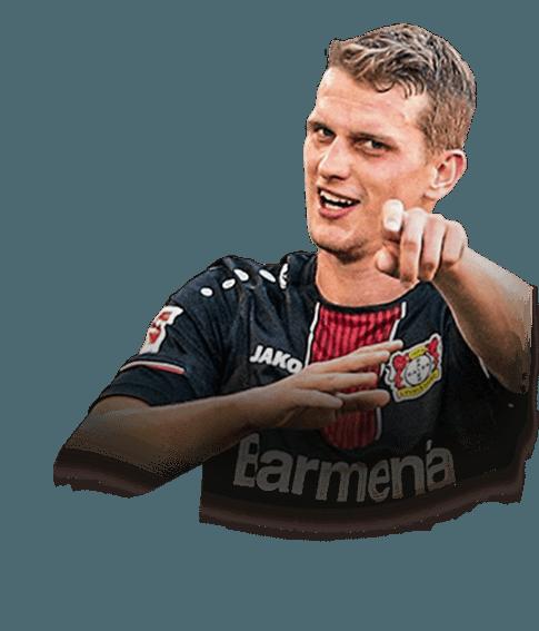 Lars Bender fifa 20
