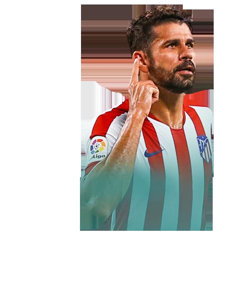 Diego da Silva Costa fifa 20