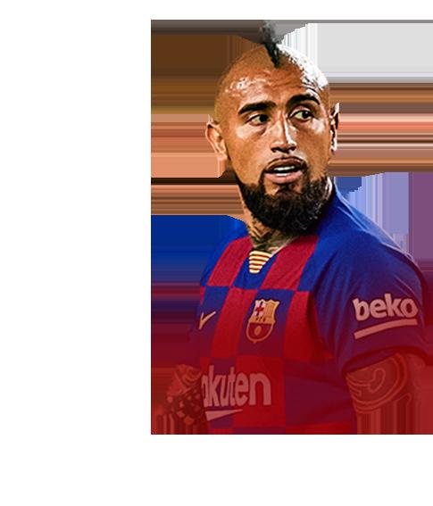 Arturo Vidal fifa 19