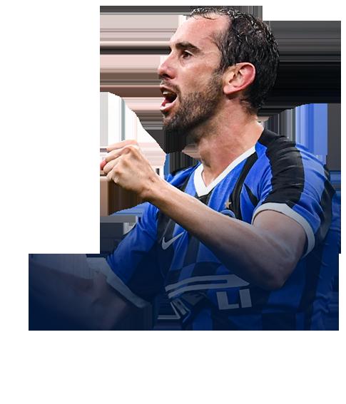 Diego Godín fifa 20