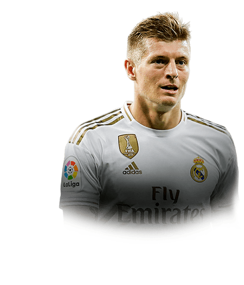 Toni Kroos fifa 20