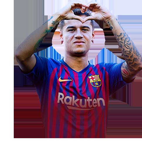 Philippe Coutinho Correia fifa 19