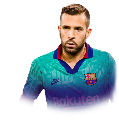 Jordi Alba Ramos fifa 20