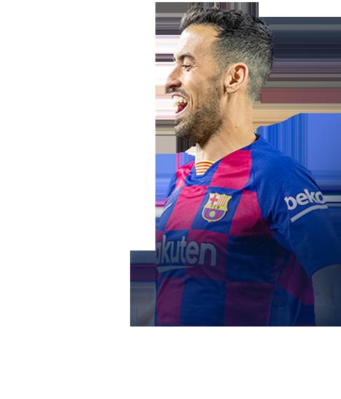 Sergio Busquets Burgos fifa 20