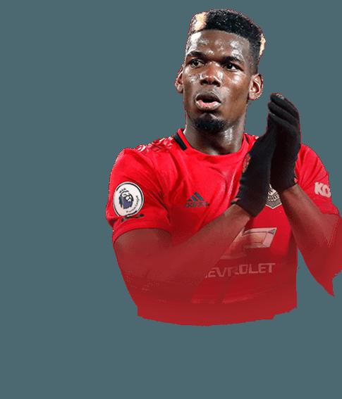 Paul Pogba fifa 20