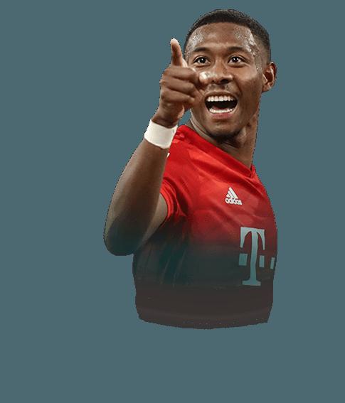 David Alaba fifa 20