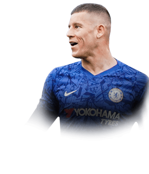 Ross Barkley fifa 20