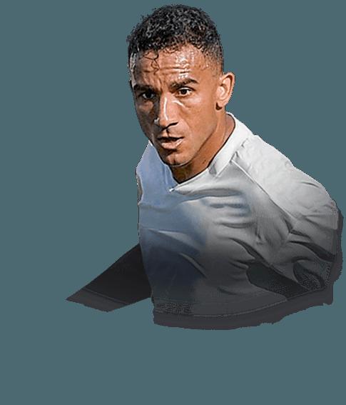 Danilo Luiz da Silva fifa 20