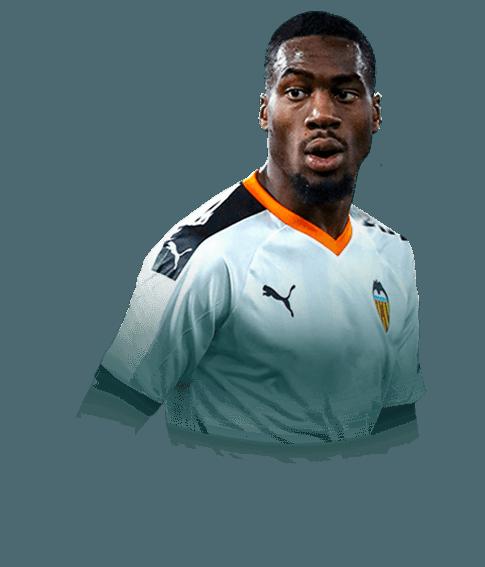 Geoffrey Kondogbia fifa 20
