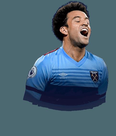 Felipe Anderson Pereira Gomes fifa 20