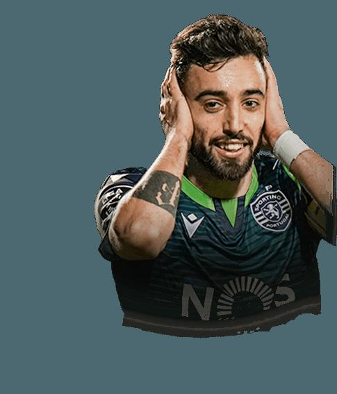 Bruno Miguel Borges Fernandes fifa 20