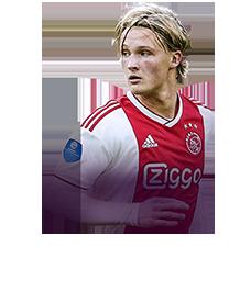 Kasper Dolberg fifa 19
