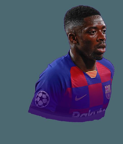 Ousmane Dembélé fifa 20