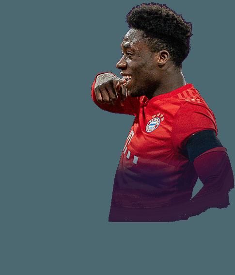 Davies fifa 2020 profile