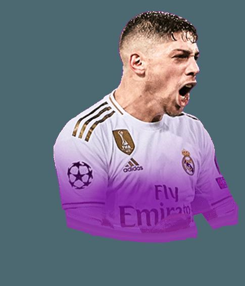Valverde fifa 2020 profile