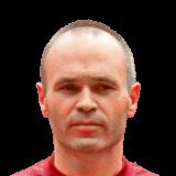Andrés Iniesta Luján fifa 19