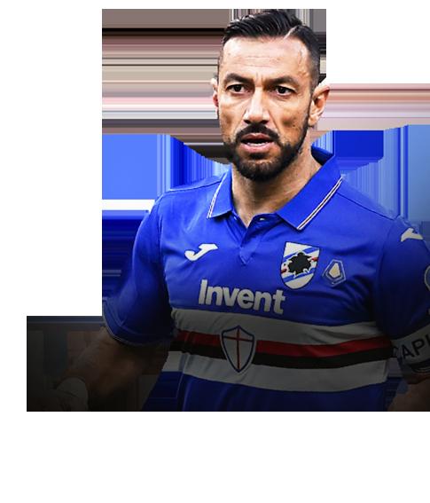 Fabio Quagliarella fifa 20