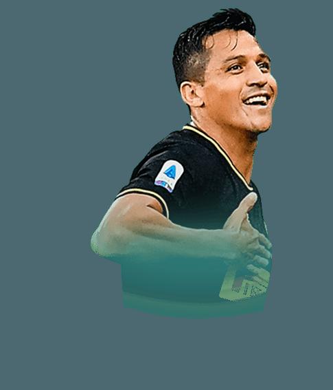 Alexis Sánchez fifa 20