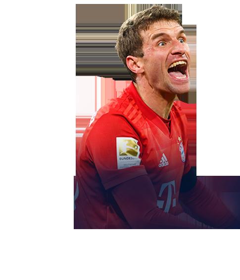 Thomas Müller fifa 20