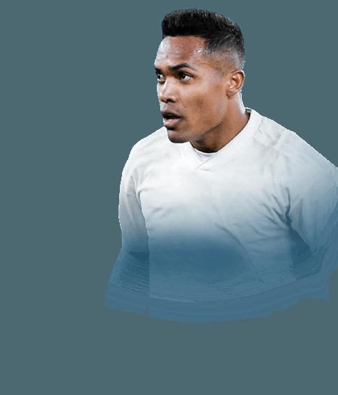 Alex Sandro Lobo Silva fifa 20