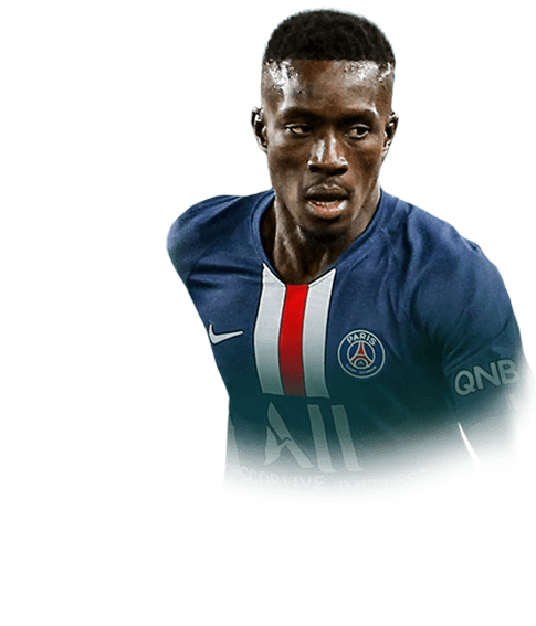 Idrissa Gueye fifa 20
