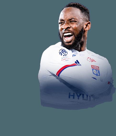 Moussa Dembélé fifa 19